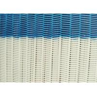 Wholesale 100% Polyester Dryer Spiral Wire Mesh Screen With Large / Medium / Small Loop from china suppliers