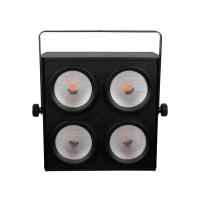 Wholesale 4 Eyes Warm White DMX Theatre Lighting Each Led 90W Controllable Independently from china suppliers