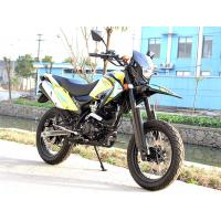 Quality 250cc Single Cylinder 4 Stroke Air Cooled Dirt Bike Motorcycle  With Chain Drive for sale