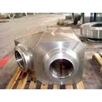 Wholesale Forged Forging Steel ASTM A694 F52 + Inconel 625 Overlay Overlayed Piggable WYES Asymmetric from china suppliers