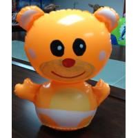 Wholesale Cute Winnie Pooh Inflatable Water Toys For Kids Orangele Color from china suppliers