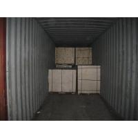 Wholesale 18mm Customized Durable Phenolic Film Faced Plywood for Industry , Black Film from china suppliers