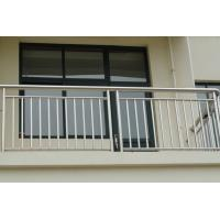 Wholesale Flooring Mounted Stainless Steel Handrails Waterproof Outside Metal Handrails from china suppliers