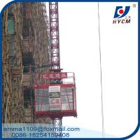 Wholesale SC 200 Elevator Building Hoist Lifting Passenge and Material 2000KG Load from china suppliers