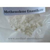 Wholesale Methenolone Enanthate Muscle Enhancing Steroids , Fat Burning Hormones 99% Assay from china suppliers