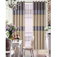 Wholesale Wholesale Home Decorative Jacquard Fabric Modern Curtains European Style for Hotel from china suppliers