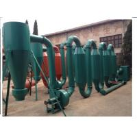 Wholesale Microwave Air Flow Dryer For Small Wood Shavings , 150-600kg/H from china suppliers