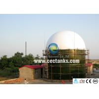 Wholesale Water Supply Treatment of Waste Water Storage Tanks / Liquid Storage Bolted Steel tank from china suppliers