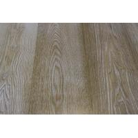 Wholesale russia wire brushed engineered oak timber flooring from china suppliers