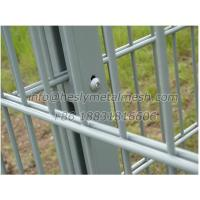 Wholesale WM06 Double layer 656 welded Fence Mesh Panesl from china suppliers