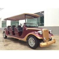 Wholesale 8 Person Classic Golf Cart Electric Powered Golf Club Cart With Aluminum Chassis from china suppliers