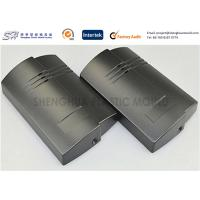 Wholesale Black Color , Custom Plastic Enclosures Injection Moulded With MT Fine Texture from china suppliers
