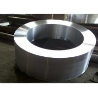 Wholesale Custom Machined Heavy Steel Forgings Ring , Stainless Steel Vertical Sliding Rings from china suppliers
