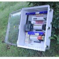 Buy cheap SPD TUV CE Solar Array Junction Box Photovoltaic For Solar Inverter from wholesalers