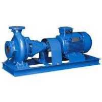 1450rpm Speed Centrifugal End Suction Pump Corrosion Resistant Energy Saving