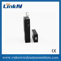 Wholesale H.264 Encoded COFDM Video Transmitter Long Range Light Weight from china suppliers