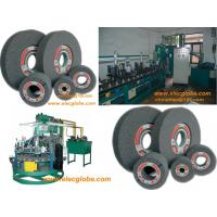 Wholesale Grinding Wheel Making Machine Supplier from china suppliers