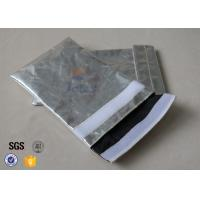 "Wholesale 11"" X 15"" Large Fireproof Fiberglass Fabric Envelope Bag For Document / Cash from china suppliers"