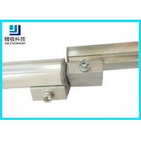 Quality Rotating Tubing Connector Rotatable Spindle Aluminium Tube Joints Bi-Directional AL-46 for sale