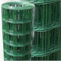 Wholesale Zinc Welded Green Garden Edging Fence With Low Carbon Steel Wire from china suppliers