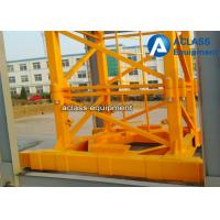 Wholesale Inner Climbing Self Erecting Tower Crane 8t 55m Jib Heavy Construction Equipment from china suppliers