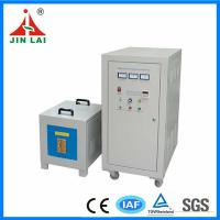 Wholesale Steel Bolt Induction Heating Forging Machine (JLC-80KW) from china suppliers