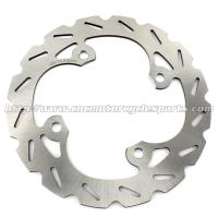 Wholesale TRX 400 X EX Quad Bike Parts Four Wheeler Brake System Rotor Heat Treatment from china suppliers