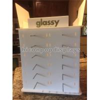 Quality Countertop Sunglasses Display Case Custom Sunglass Display Rotating Stand 4 - Way for sale