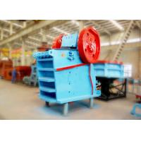 Wholesale Assembled V Type Lime Stone Jaw Crusher Machine Brake Motor With Safety Switch from china suppliers