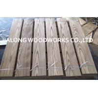 Natural Sliced Cut Russia Ash Wood Veneer Sheet For Following Top Layer