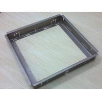 Wholesale Small Sheet Metal Fabrication Services , Sheet Metal Bending Process For Railway Industry from china suppliers