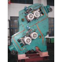Wholesale S Type PLC Control Srubber calendering machine / 4 roll calender machine from china suppliers