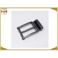 Wholesale Nickel-Free Zinc alloy Metal Belt Buckle / Center Bar Belt Buckle For Men from china suppliers