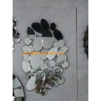 Wholesale Factory Price Nice Design Irregular Shape Decorative Wall Mirror Wholesale from china suppliers