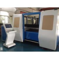 Wholesale 500W - 3000W Metal Cutting Machinery / SS Laser Cutting Machine from china suppliers