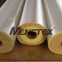 Wholesale 0.23mm Thickness UD Kevlar Fiberglass Cloth/Fabric For Bridge from china suppliers