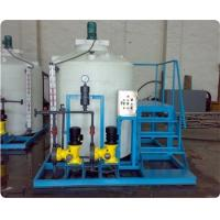 Wholesale Chemical Mechanical Liquid Dosing Pump , Water Treatment Pumps Metal from china suppliers