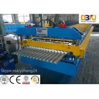 Wholesale Corrugated Roll Forming Machine Forging Steel 18 Groups Rollers For Transportation from china suppliers