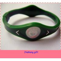 Wholesale Magnetic Balance Silicon Power wristband from china suppliers