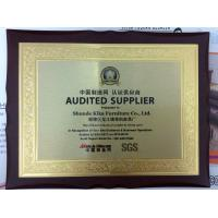 Shunde Kika Furniture Co.,Limited Certifications