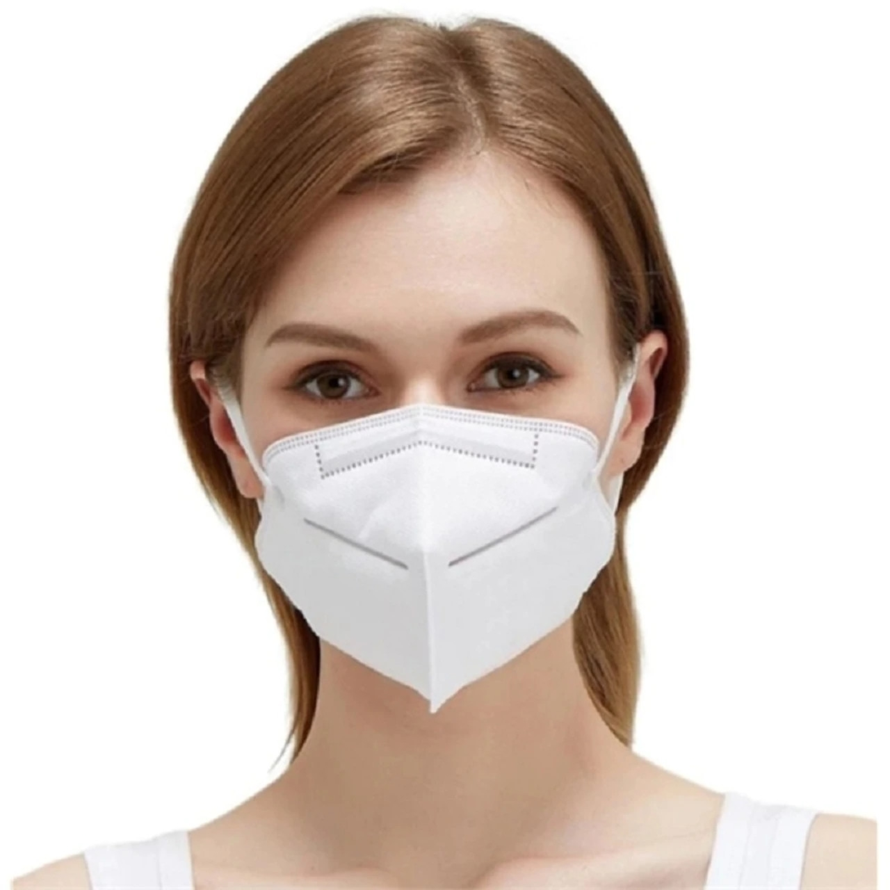 Wholesale Reusable Kn90 FFP2 Non Medical 5 Layers Dustproof Face Mask For Daily Use from china suppliers