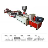 Wholesale WPC Crust Foam Board machine , Wood Plastic Composite Machinery from china suppliers