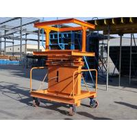 Wholesale Adjustable Height Table Formwork Shifting Trolley with Attached Frame Construction Equipment from china suppliers