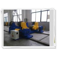 Wholesale CE Standard Fixed Self  Aligned Pipe Turning Rolls For 100t Weldments from china suppliers