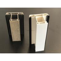 Wholesale Casement Window UPVC Building Materials , 5.85 Decoration Plastic Extrusion Parts from china suppliers