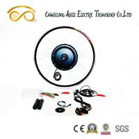 Wholesale IP 65 48V 500W Gearless Electric Bike Wheel Motor Kit With Lithium Battery from china suppliers