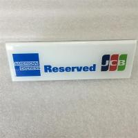 Wholesale Clear Pop Outdoor Advertising Acrylic Signs/Plexiglass Sign Used in Bank from china suppliers