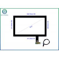 "Wholesale 18.5"" Capacitive Touch Panel 16:9 Wide Screen With USB Interface, Plug-and-play Auto Calibration from china suppliers"