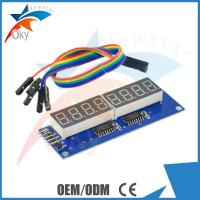 Wholesale 8 Digital Led Display Module 8 Parallel 595 Driver Blue Digital Control Circuit Board from china suppliers