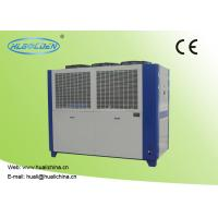 Wholesale Air Cooled Packaged Type Air Cooled Chilled Water System 65.1 - 116.0 M³/H Plate Corlor Chiller from china suppliers